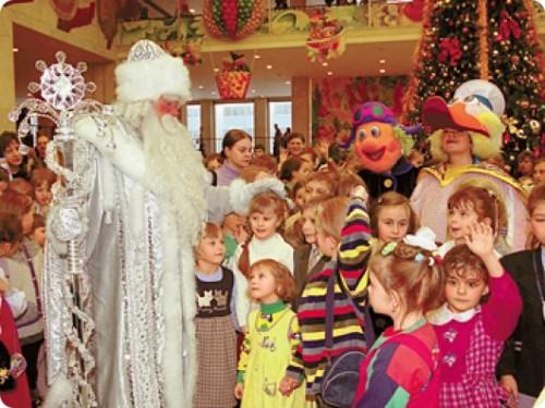 Куда пойти с ребенком в Москве в новогодние каникулы? фото