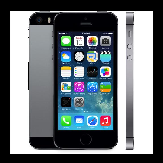 Как на iPhone 5 поменять язык? фото
