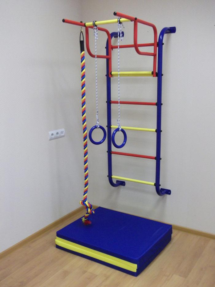 Как выбирать домашний детский спортивный комплекс? - фото
