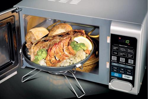 Как выбрать посуду для микроволновой печи? фото