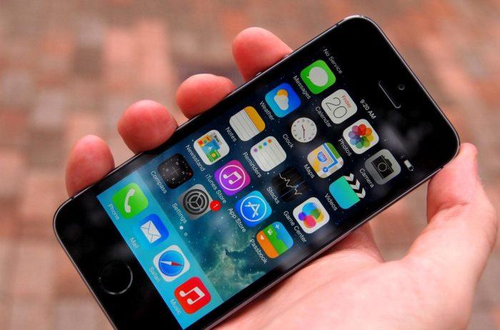 Как обновить iPhone 5 через iTunes? фото