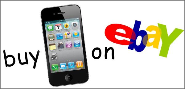 Как купить iPhone 5 на eBay? фото