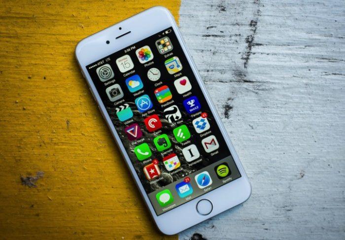 Почему iPhone 6 тормозит? фото