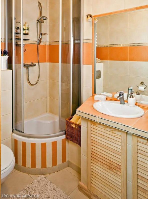 Как правильно сделать дизайн маленькой ванной комнаты? - фото