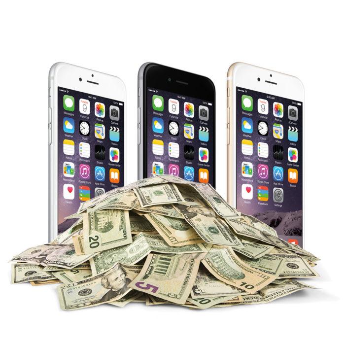 Почему iPhone 6 такой дорогой? фото