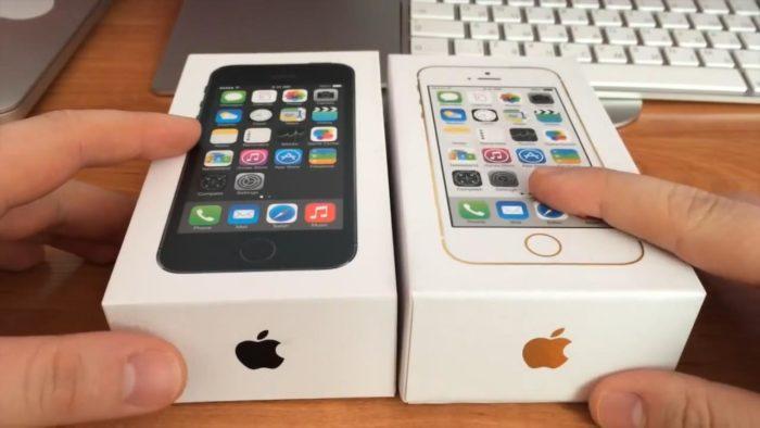 Как отличить iPhone 5 S от подделки? фото