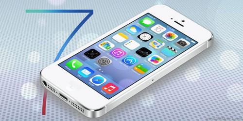 Как обновить iPhone 5 до IOS 7? фото