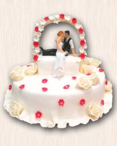 Где купить свадебный торт в Москве? фото