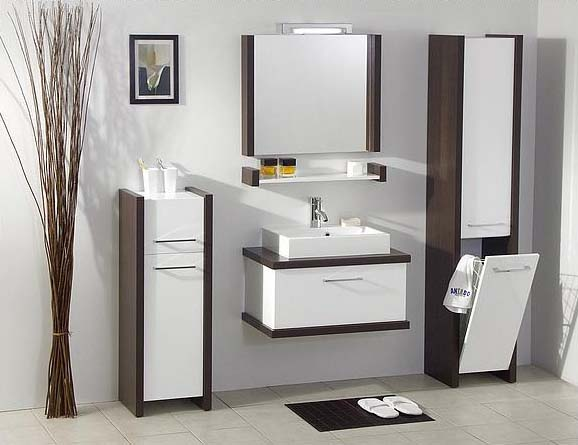 Как правильно выбрать мебель для ванной комнаты? фото