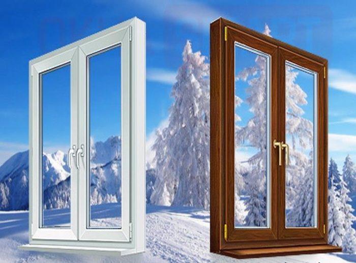 Почему стоит выбрать пластиковые окна вместо деревянных? фото