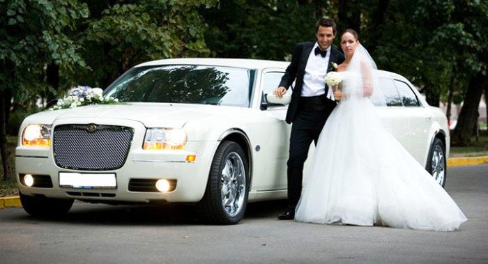 Какой лимузин выбрать на свадьбу? фото