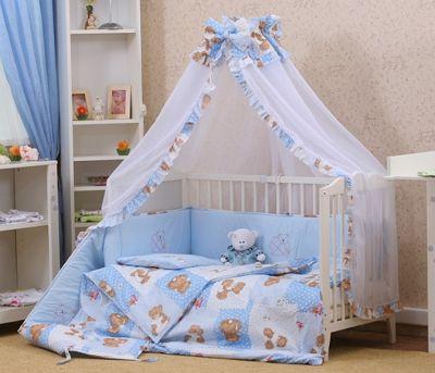 Как выбрать постельное белье для новорожденных? - фото