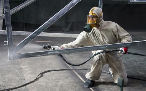 Почему необходима огнезащита металлоконструкций? - фото
