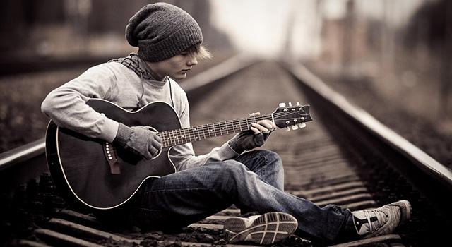 Как учить сложные песни на гитаре? фото