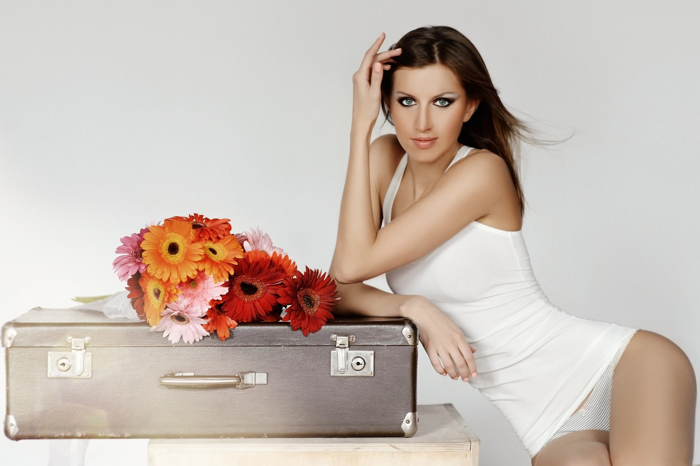 Какие цветы любят женщины Весы? фото