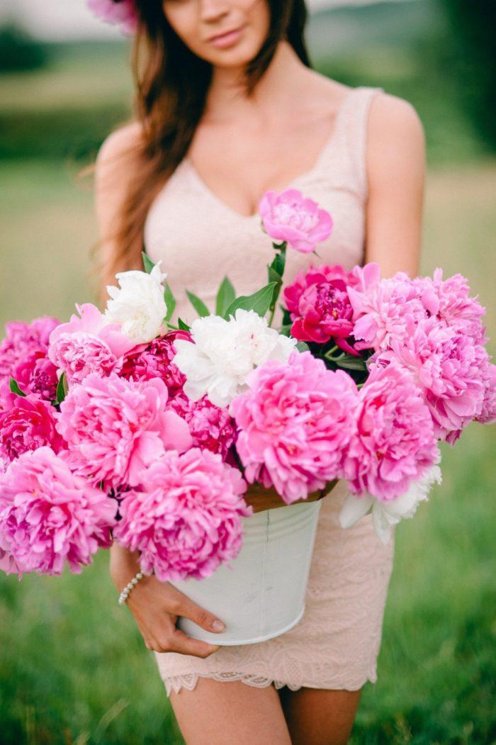 Какие цветы любят женщины Девы? фото