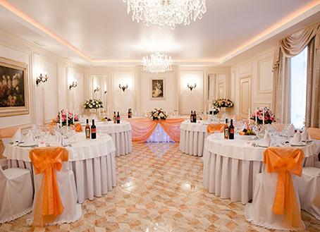 Как правильно выбрать банкетный зал для свадьбы? фото