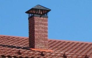 Как установить дымоход в деревянном доме? фото