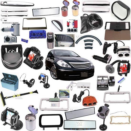 Автомобильные аксессуары: где найти все необходимое? фото