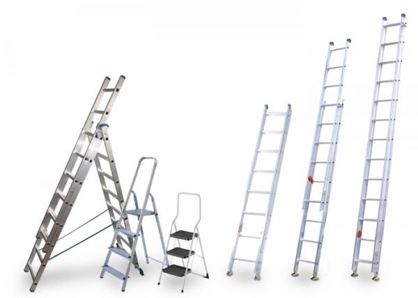 Алюминиевые лестницы: как правильно выбрать? фото