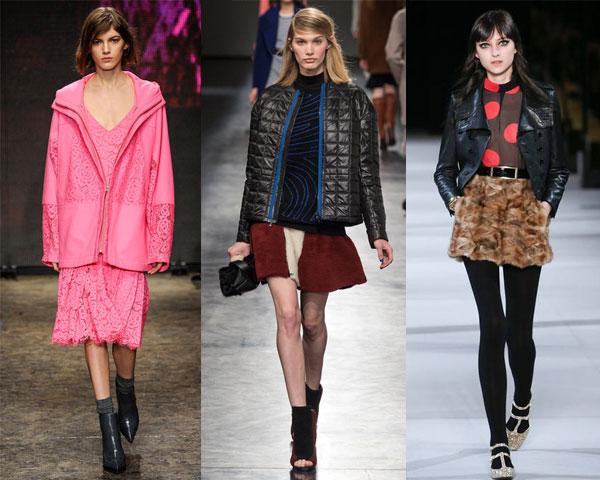 Какие женские куртки в моде осень зима 2015 2016? фото