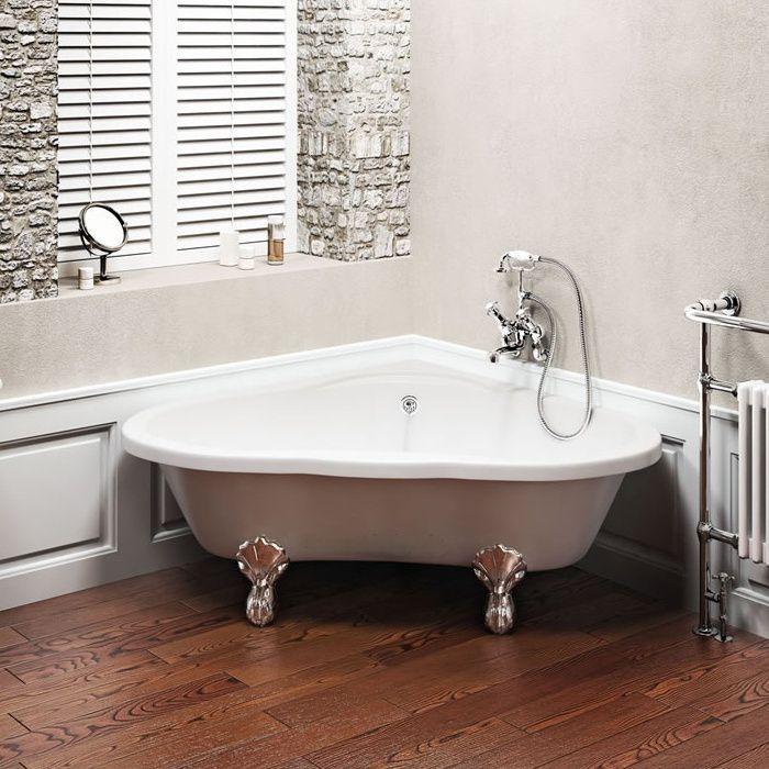 Чем хороши акриловые ванны? фото