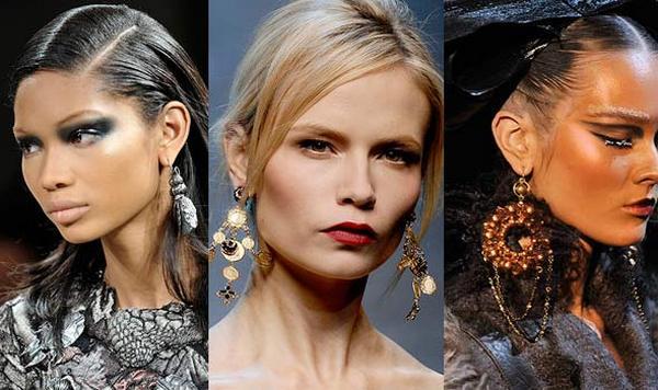 Какие серьги будут в моде в 2016 году? фото