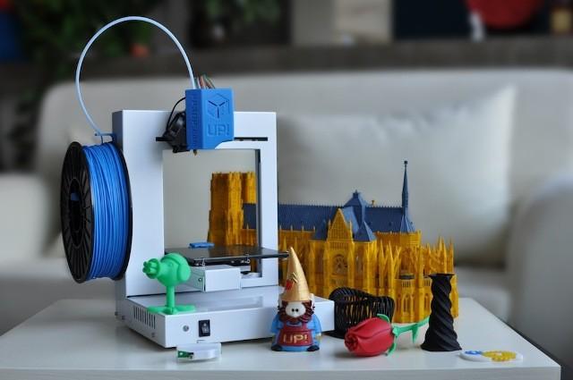 Как выбрать домашний 3D принтер? фото