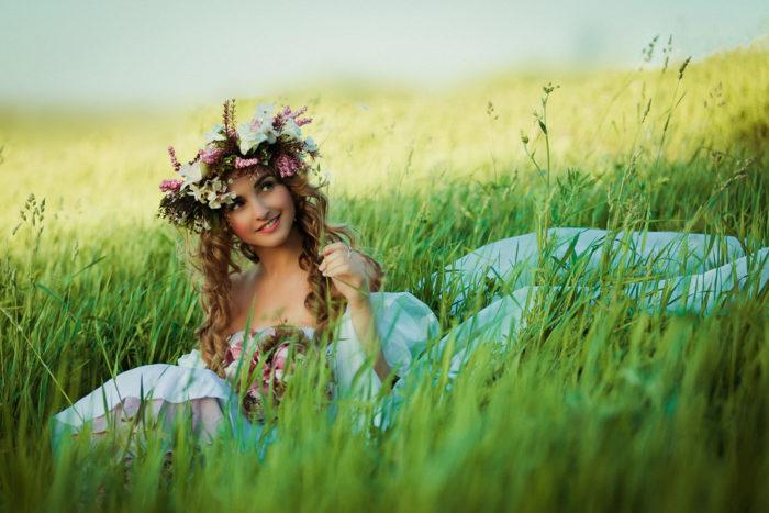Какие есть травы для роста волос? фото