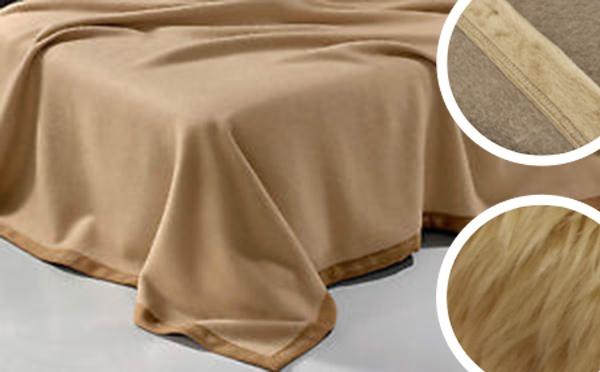 Почему одеяло из верблюжьей шерсти такое теплое? фото