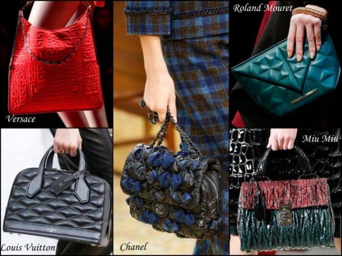 Какие сумки в моде осень-зима 2015-2016? - фото
