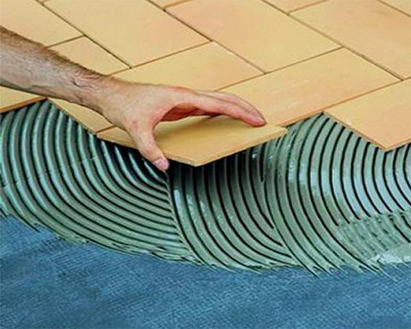 Как выбрать клей для керамической плитки? фото