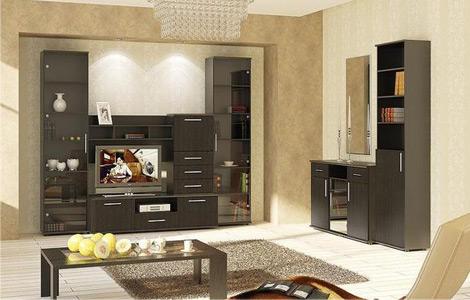 Как сделать  дизайн гостиной  в современном стиле? фото
