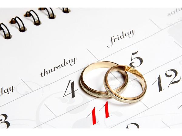 Благоприятные дни для свадьбы 2016 по гороскопу