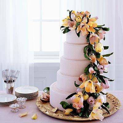 Как заказать торт для свадьбы? фото