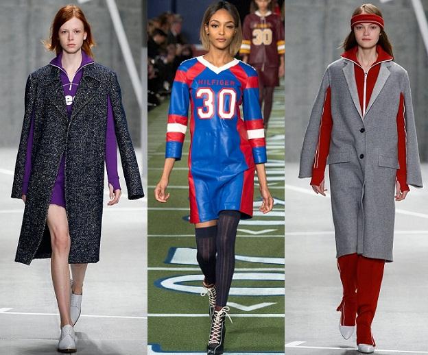 Какая спортивная одежда в моде осень зима 2015 2016? фото