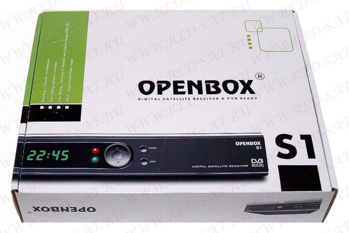 Как отличить подделку ресивера Openbox S1? фото