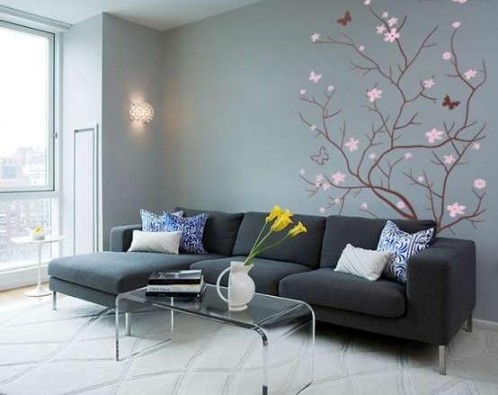 Как выбрать интерьер в гостиную? фото
