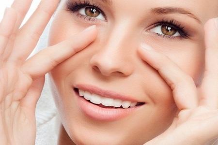 Как избавится от морщин вокруг глаз в домашних условиях? фото