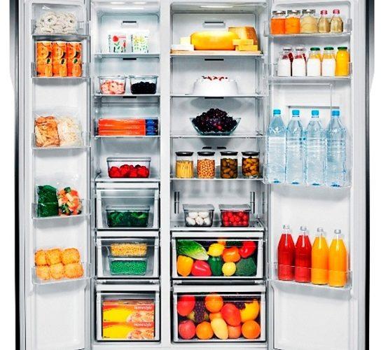 Как правильно хранить продукты в холодильнике? фото