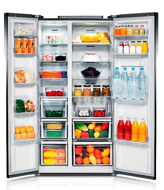 Как правильно хранить продукты в холодильнике? - фото