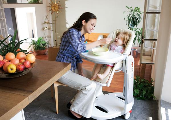 Как выбрать стульчик для кормления? фото
