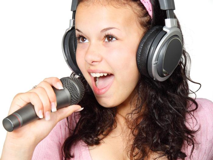 Как стать хорошей певицей? фото