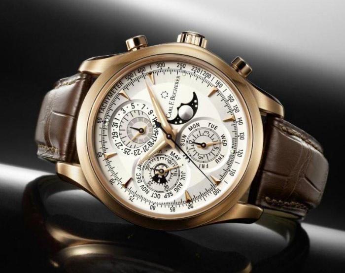 Чем хороши копии швейцарских часов? - фото