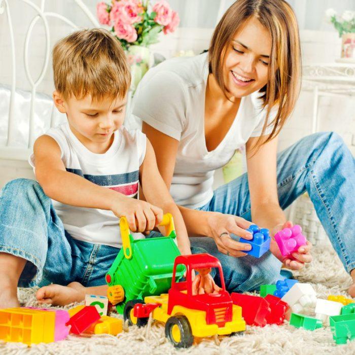 Как стать хорошей няней для ребенка? фото