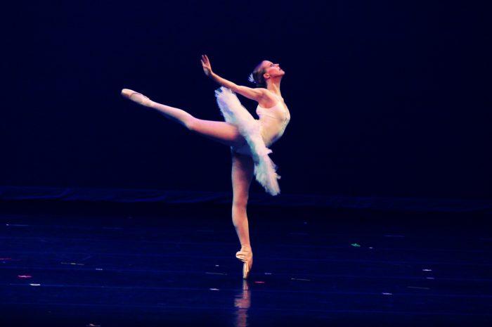Как стать хорошей балериной? фото