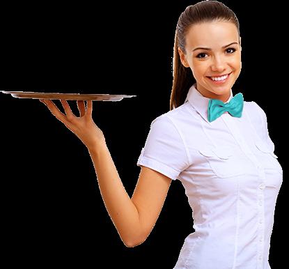 Как стать хорошей официанткой? фото