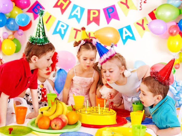 Как организовать детский праздник? фото