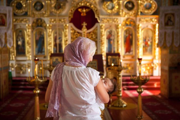 Как стать хорошей крестной? фото