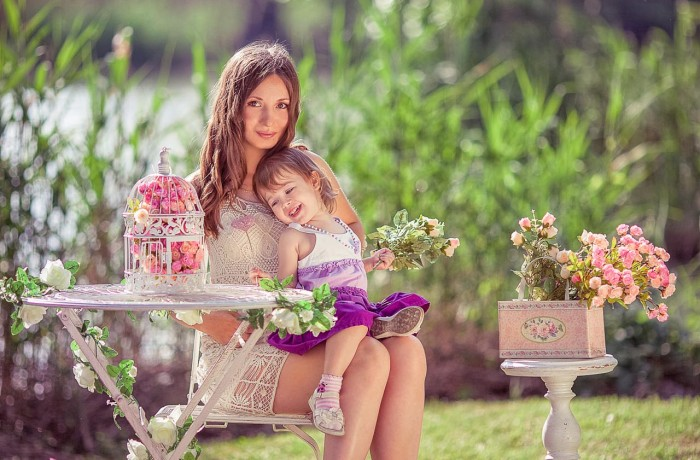 Как стать хорошей мамой для дочери? - фото